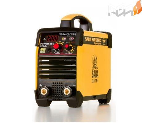 دستگاه جوش اینورتر ۲۰۰ آمپر صبا الکتریک تکفاز