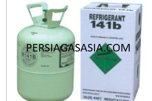 کپسول گاز فریون R141B