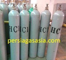 گاز هیدروژن کلرید