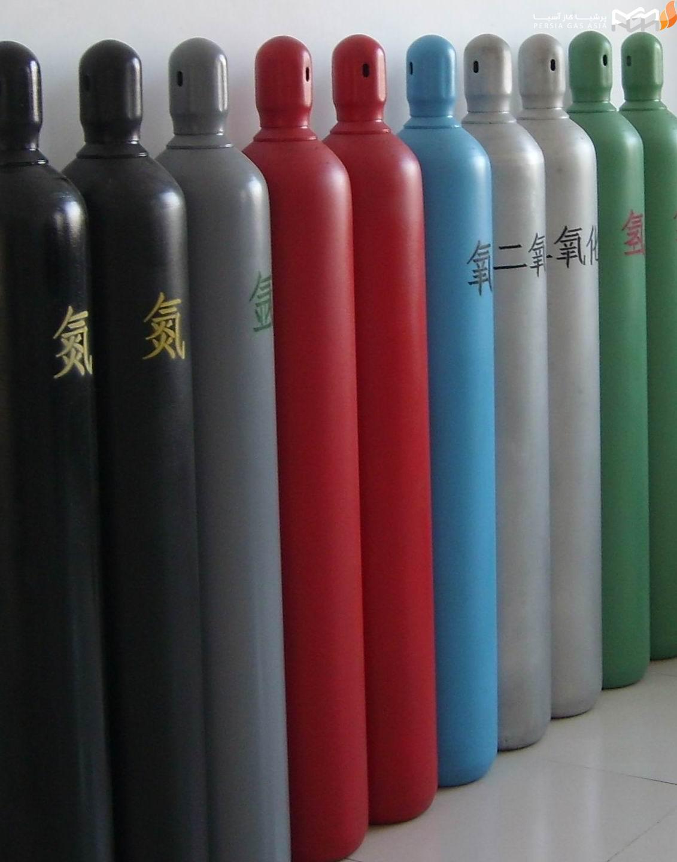 سیلندر (کپسول) گاز هلیوم