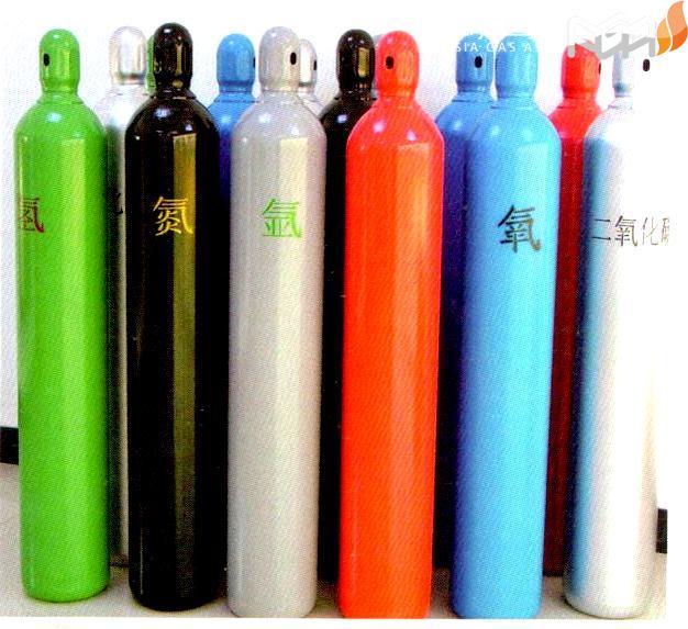 کپسول گاز ۴۰ لیتری