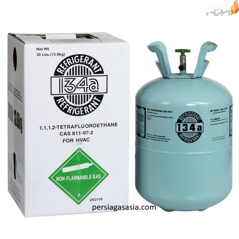 کپسول گاز فریون R134A