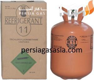 کپسول گاز فریون R11