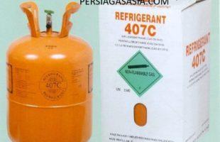 کپسول گاز فریون R407C