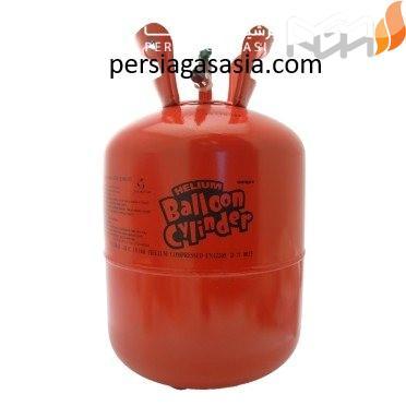 کپسول گاز هلیوم مخصوص بادکنک