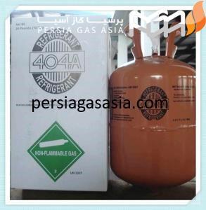 کپسول گاز فریون R404