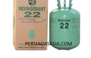 کپسول گاز فریون R22