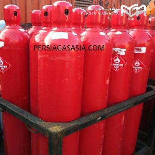 گاز پروپان خالص