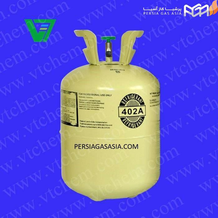 کپسول گاز فریون R402