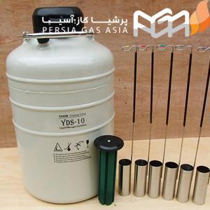 تانک نیتروژن مایع
