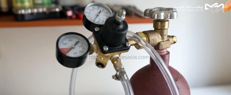 رگلاتور، رگولاتور، ریگلاتور یا مانومتر گاز چیست؟