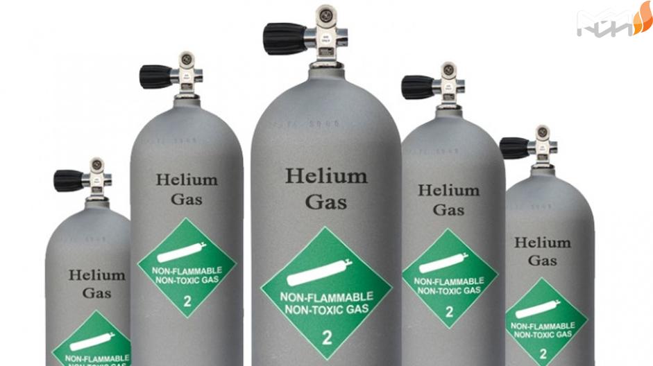 استفاده از گاز هلیوم در علم پزشکی به چه صورت می باشد؟