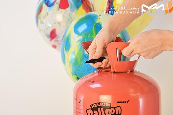 قیمت کپسول یکبار مصرف هلیوم برای بادکنک