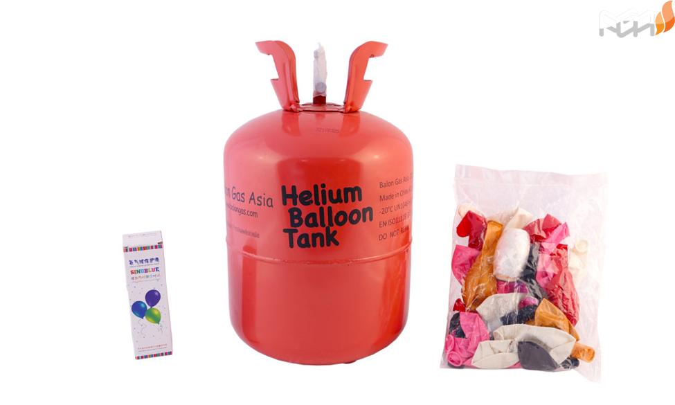 گاز هلیوم چه مفهومی دارد؟