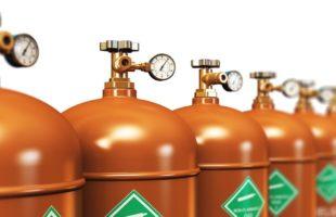 مرکز شارژ گاز هلیوم