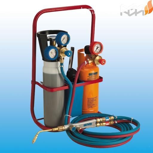 سایر تجهیزات کپسول اکسیژن: