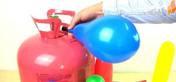 موارد استفاده از چسب بادکنک هلیوم به چه صورت می باشد؟
