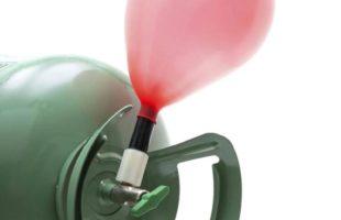 خرید گاز هلیوم برای تغییر صدا