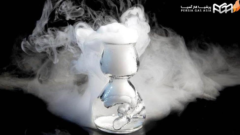 - در چه مواردی از نیترورژن مایع استفاده می شود؟