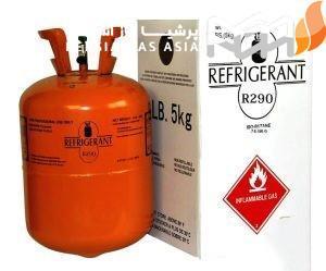 گاز مبرد R290 :