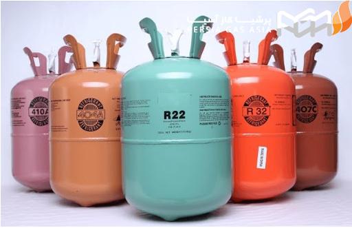در چه صورتی گاز آر 22 سمی است و برای انسان خطرناک می شود؟
