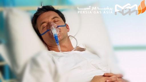 به جز مواردی که بیمار به اکسیژن نیاز دارد از آن استفاده نکنید