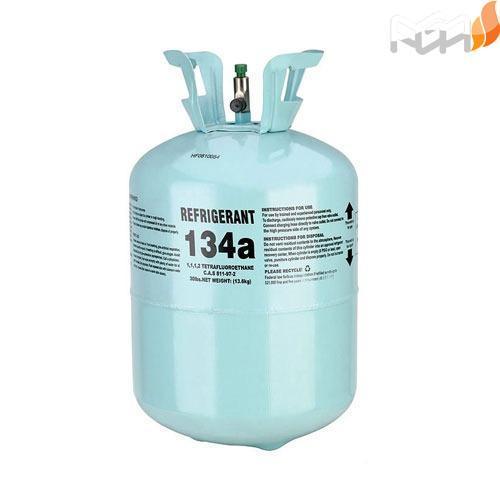 - گاز مبرد 134R چگونه گازی می باشد ؟