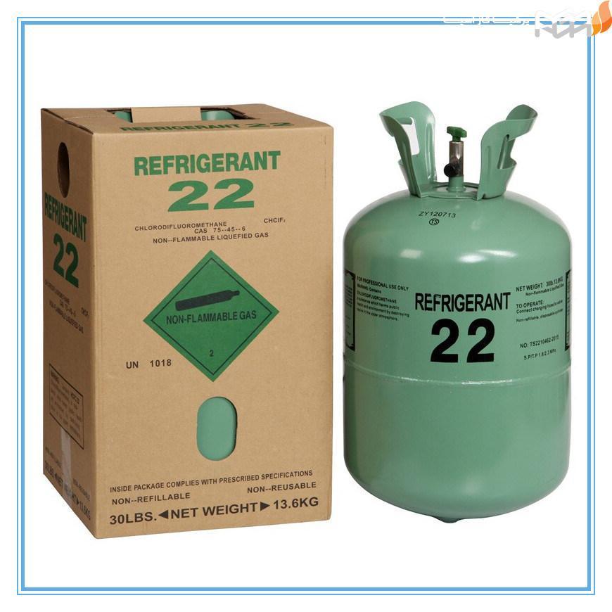 مزیت های استفاده از گاز آر 22 به چه مواردی مربوط می شود؟