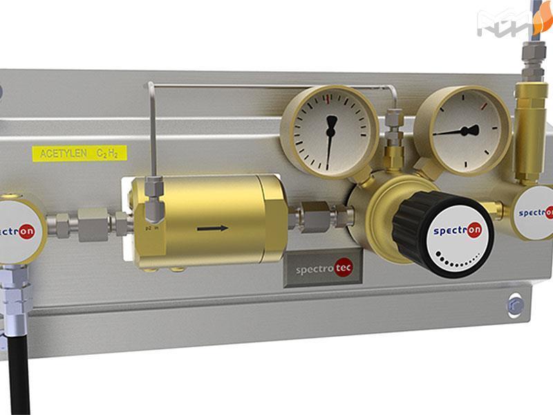 اجزای ایمنی رگلاتور گاز صنعتی کدام موارد هستند؟