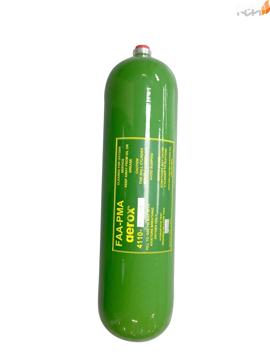 تست سیلندر اکسیژن
