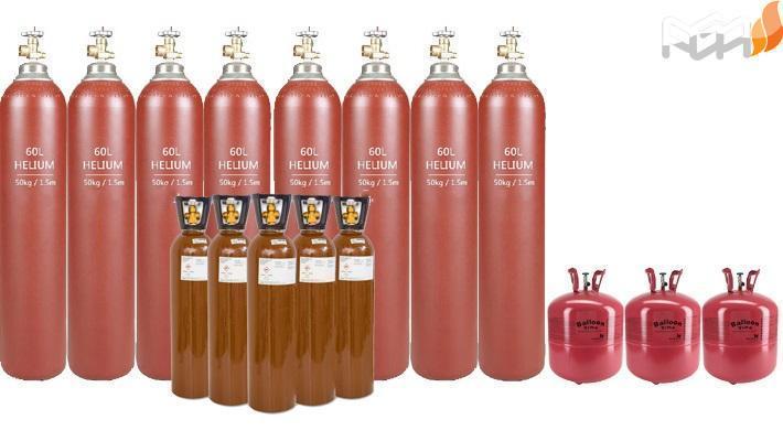 مزیت های استفاده از کپسول 50 لیتری گاز هلیوم شامل چه مواردی می شود؟