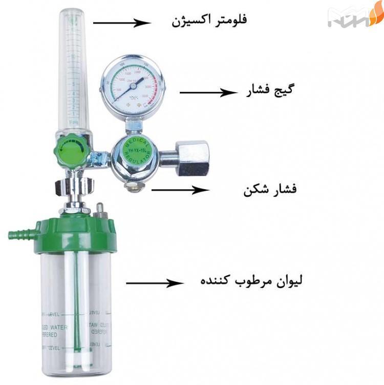 - مواد تشکیل دهنده رگلاتورهای اکسیژن چه ویژگی هایی دارند ؟
