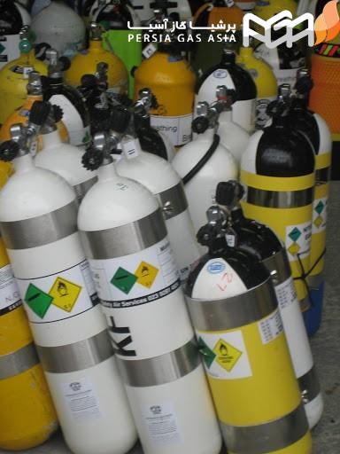 پر کردن سیلندر اکسیژن با گاز دیگری چه معایبی دارد؟