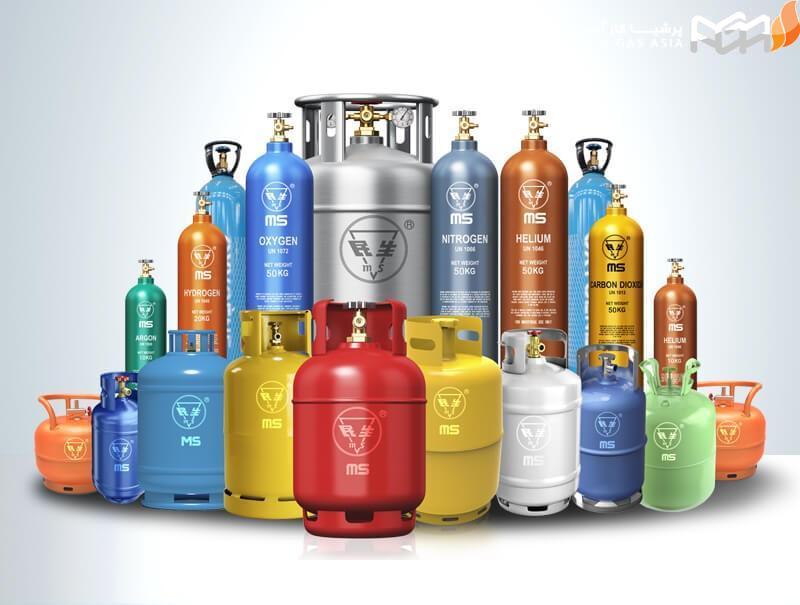 گاز هلیوم خالص یا میکس؟