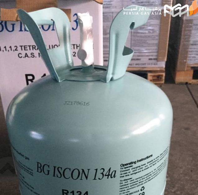مقایسه ی گاز R134a با سایر گازهای تولید کننده ی سرما