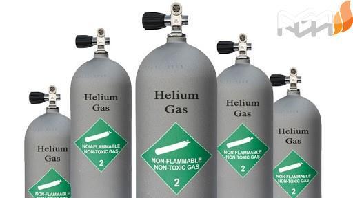 گاز هلیوم چیست؟