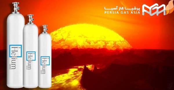 ذخایر و تولید گاز هلیوم