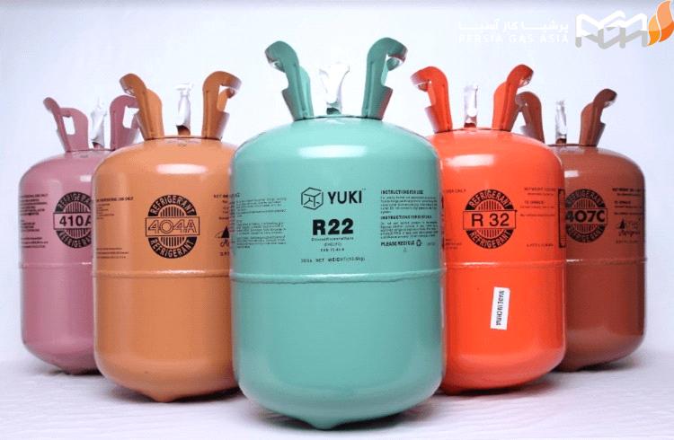 گازهای برودتی چیست ؟