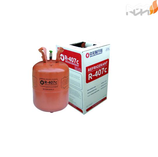 نکات ایمنی هنگام استفاده از گاز R407 چیست؟