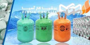 انواع گاز مورد نیاز یخچال