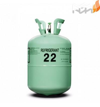 گاز مبرد R22 :