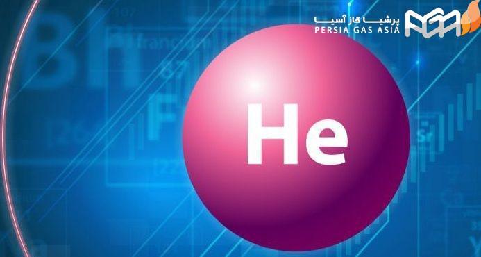 تاریخچه گاز هلیوم به عنوان یک گاز درمانی