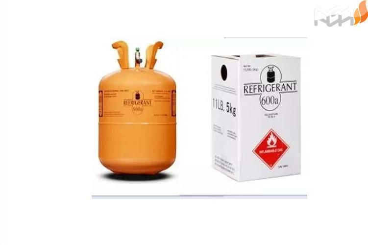 گاز مبرد R600: