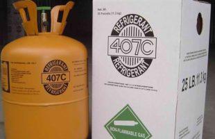 گاز مبرد r407c