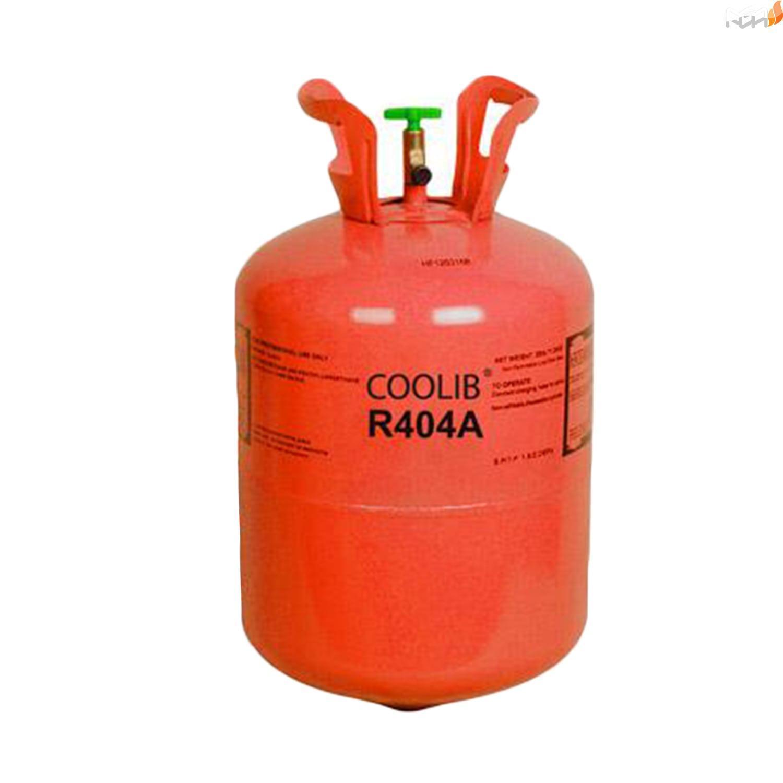 گاز مبرد R404 :