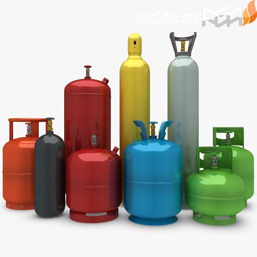 گاز آمونیاک: