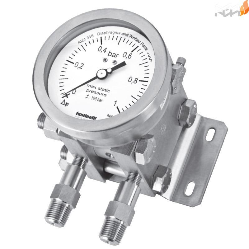 مانومتر فشار بالا فقط می تواند فشارهای بالای را اندازه گیری کند