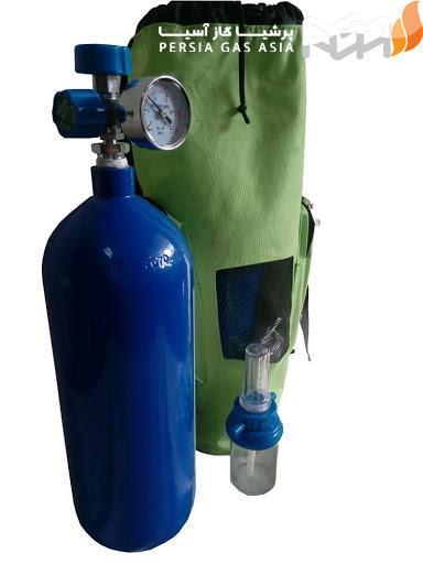 کپسول گاز اکسیژن 5 لیتری هیچ گاه نباید خالی باشد