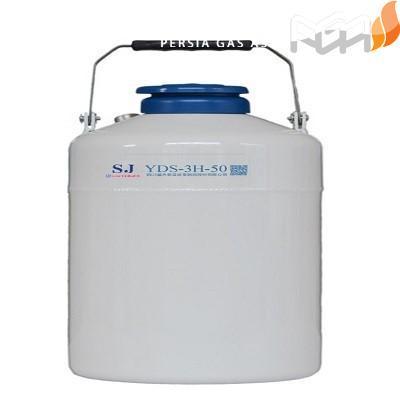 نیتروژن مایع هنگامی که در برابر هوای آزاد و نیز دمای محیط قرار بگیرد به بخار تبدیل می شود