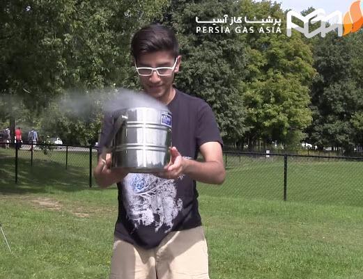 تانک ازت یا نیتروژن مایع چگونه تعریف می شود؟